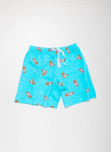 Katia & Bony Pijama Takım Mavi